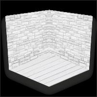 3D угол односторонний